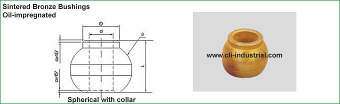 Spherical Busing with Collar